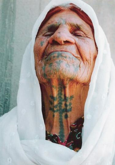 Le Tatouage Et Les Kurdes Une Relation D Amour Et D Haine